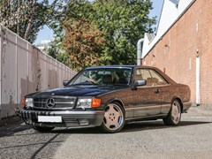 Navigate to Lot 248 - 1989 Mercedes-Benz 560 SEC by Lorinser