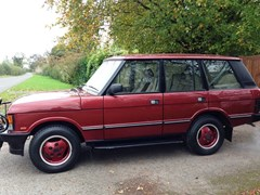 Navigate to Lot 310 - 1991 Range Rover Vogue Classic (3.9 litre)