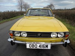 Navigate to Lot 333 - 1973 Triumph Stag