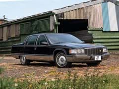 Navigate to Lot 168 - 1996 Cadillac Fleetwood