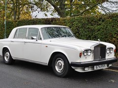 Navigate to Lot 232 - 1979 Rolls-Royce Silver Shadow II
