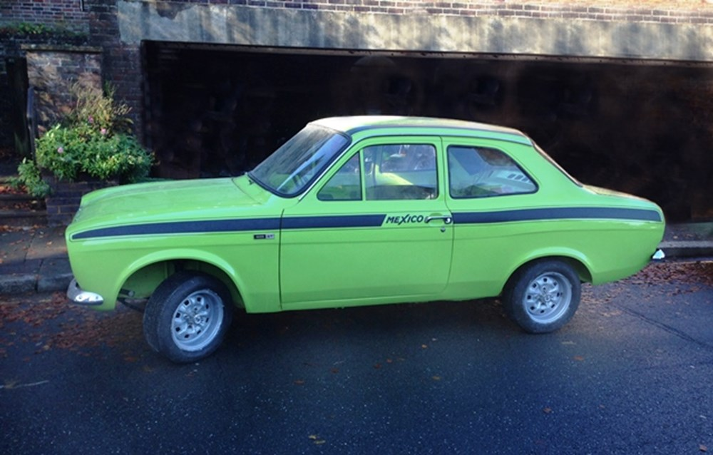 Lot 220 - 1973 Ford Escort 1600 Mexico Mk. I