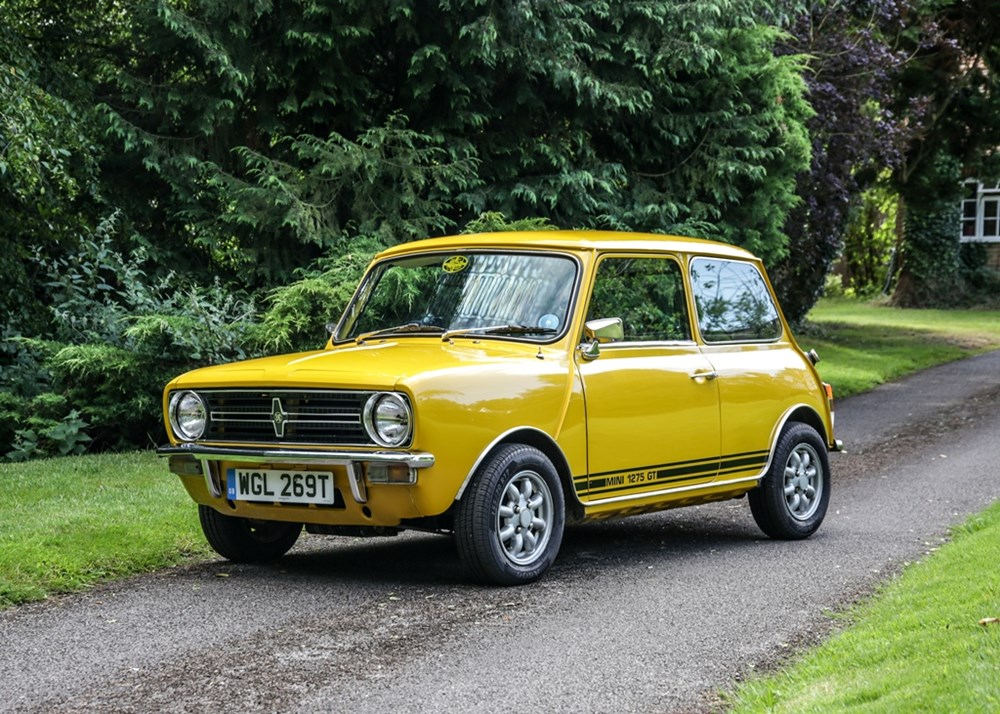 Lot 154 - 1978 Austin Mini Clubman 1275GT