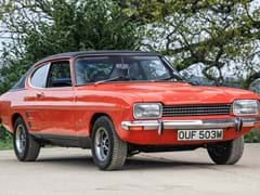 Navigate to Lot 150 - 1974 Ford Capri Mk. I 1600 XL