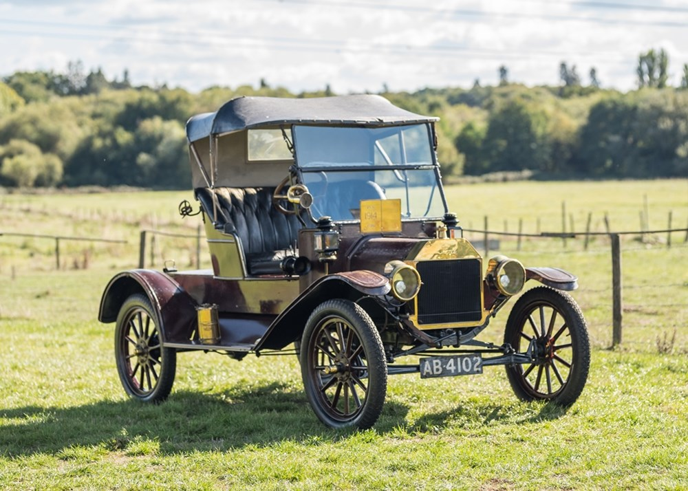Lot 309 - 1914 Ford  Model T Torpedo