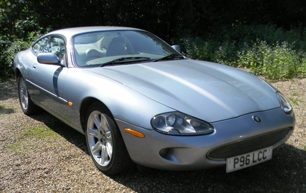 Lot 322 - 1996 Jaguar XK8 Coupé