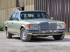 Navigate to Lot 137 - 1980 Mercedes-Benz 450 SEL 6.9 litre