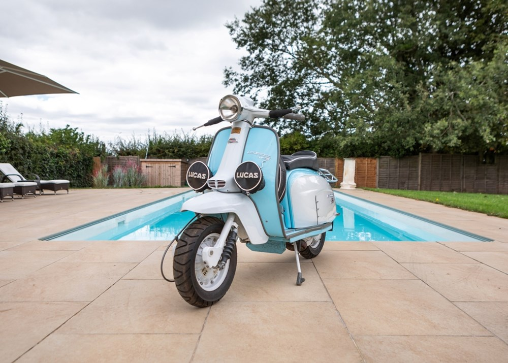 Lot 111 - 1964 Lambretta TV200S