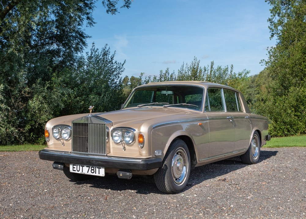 Lot 212 - 1979 Rolls-Royce Silver Shadow II