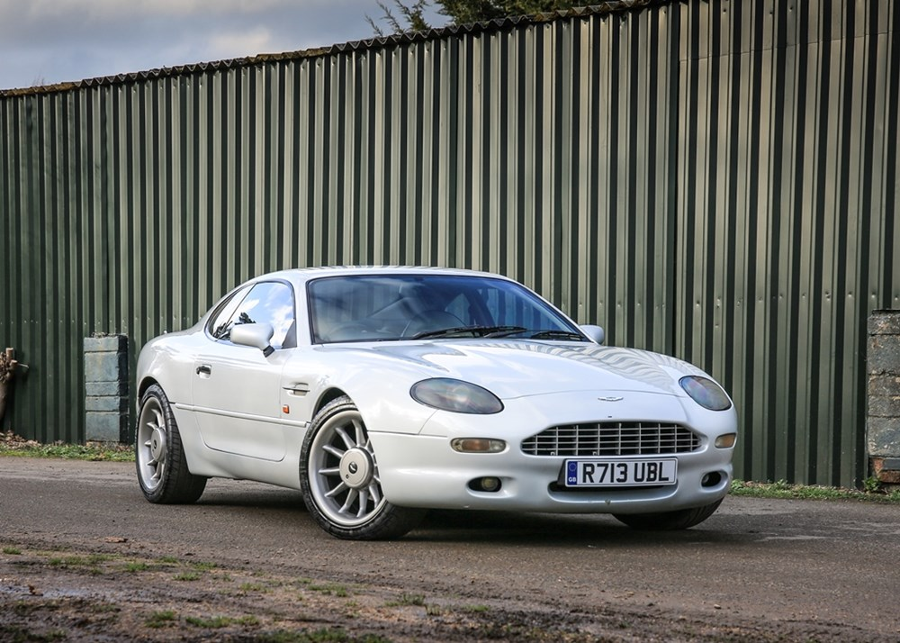 Lot 210 - 1998  Aston Martin  DB7