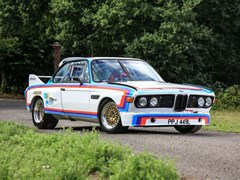 Navigate to Lot 178 - 1973 BMW 3.0 CSL 'Batmobile' Recreation