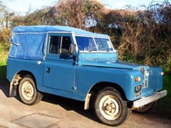 Navigate to Lot 314 - 1967 Land Rover Series II