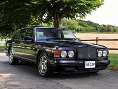 Navigate to Lot 202 - 1996 Bentley Turbo R by James Young