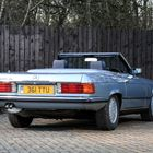Ref 89  1983 Mercedes-Benz 380 SL Roadster -