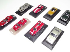 Navigate to 24 die-cast model cars