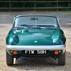 Ref 90 1969 Lotus Elan S4 Drophead Coupé -