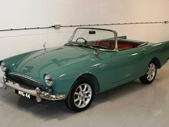 Navigate to Lot 322 - 1961 Sunbeam Alpine