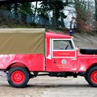 REF 77 1957 Land Rover Series I Fire Tender -