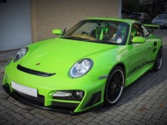 Navigate to Lot 309 - 2001 Porsche 911 TechArt GT Street R conversion show car