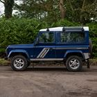 Ref 37 1997 Land Rover 90 Defender County Station Wagon TDi DL -