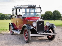 Navigate to Lot 262 - 1933 Austin Taxi High Line Landaulette