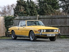 Navigate to Lot 217 - 1978 Triumph Stag
