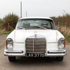 Ref 30 1966 Mercedes-Benz 250 SE Coupé -