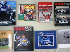Navigate to Stirling Moss book collection