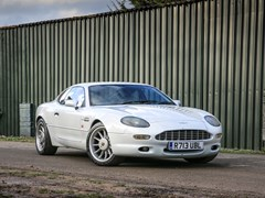 Navigate to Lot 210 - 1998  Aston Martin  DB7
