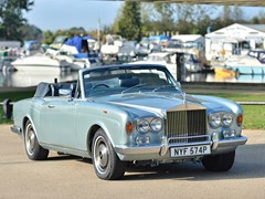 Navigate to Lot 295 - 1976 Rolls-Royce Corniche  Convertible 1A
