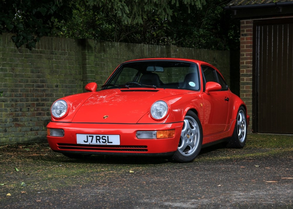 Lot 279 - 1992 Porsche 911 / 964 RS Lightweight