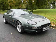 Navigate to Lot 229 - 1996 Aston Martin DB7 Coupé