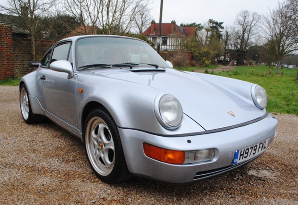 Lot 353 - 1991 Porsche 964 Turbo