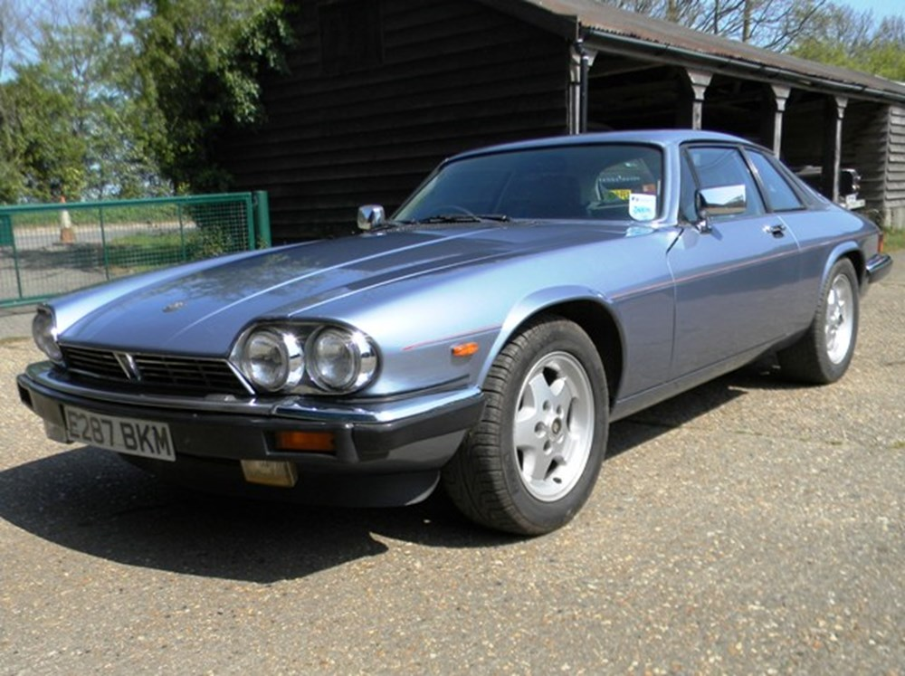 Lot 319 - 1988 Jaguar XJ-S V12 Coupé