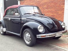 Navigate to Lot 319 - 1978 Volkswagen Beetle Convertible *WITHDRAWN*
