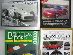 Navigate to Ten motoring books