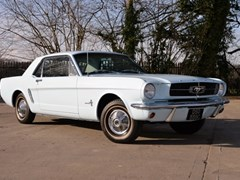 Navigate to Lot 220 - 1965 Ford Mustang Notchback