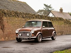 Navigate to Lot 156 - 1976 Mini 'Margrave' by Wood & Pickett (1293cc)