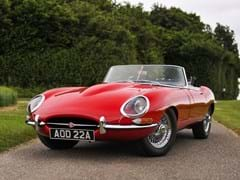 Navigate to Lot 200 - 1961 Jaguar E-Type Series I Roadster 'Flat Floor'