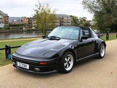 Navigate to Lot 303 - 1988 Porsche 911 (930) Turbo Targa Flatnose