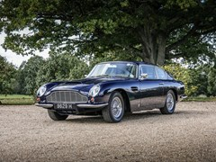 Navigate to Lot 297 - 1966 Aston Martin DB6 Mk. I