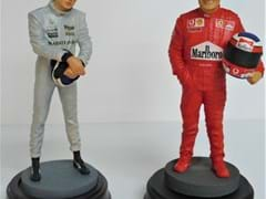 Navigate to Motor racing figures.
