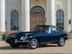 Navigate to Lot 196 - 1966 Jaguar E-Type Fixedhead Coupe (4.2 Litre)