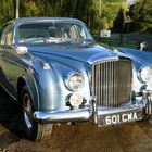 1962 Bentley S2 Continental Flying Spur by H.J. Mulliner -
