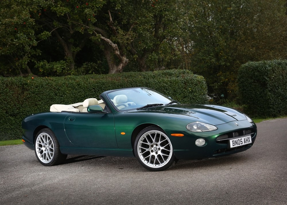 Lot 229 - 2005 Jaguar XK8 Convertible (4.2 litre)