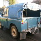 1967 Land Rover Series II -