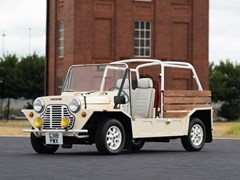 Navigate to Lot 114 - 1990 Rover Mini Moke