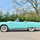 Ref 92 1955 Ford Thunderbird Convertible -
