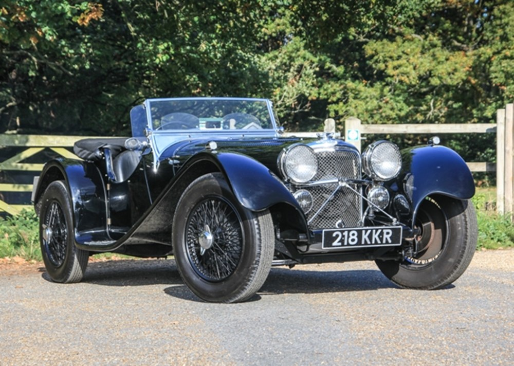 Lot 149 - 1982 Jaguar SS100 to Suffolk Specification (3.4 litre)