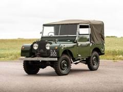 Navigate to Lot 124 - 1950 Land Rover Series I